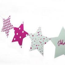 שרשרת כוכבים Celebrate פוקסיה