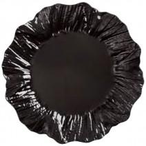 צלחות גדולות ג'ינג'ר שחור