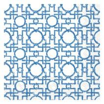 מפיות גדולות Aiko - כחול
