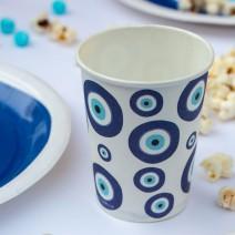 כוסות נייר מסיבה יוונית