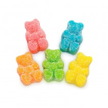 """סוכריות גומי דובונים מסוכרים - 1 ק""""ג"""