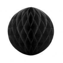 """כדור  כוורת 25 ס""""מ - שחור"""