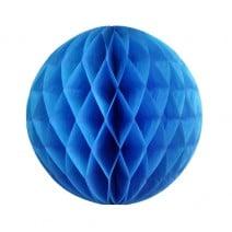 """כדור כוורת 25 ס""""מ - כחול"""