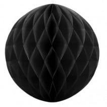 """כדור  כוורת 30 ס""""מ - שחור"""