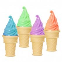 בועות סבון גלידה