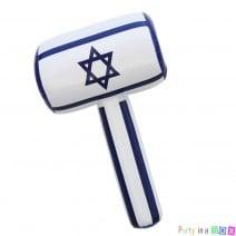 פטיש בומבה ענק דגל ישראל