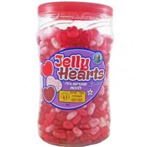 סוכריות ג'לי לבבות