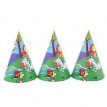 כובעי מסיבה חגיגה בג'ונגל