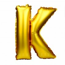 בלון מיילר זהוב לניפוח עצמי - K