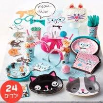 חבילה דלוקס חתלתולים