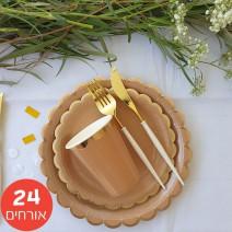 חבילה דלוקס קראפט זהב