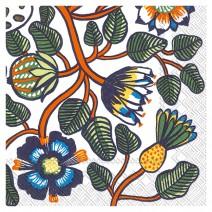 מפיות גדולות פרחי קיץ