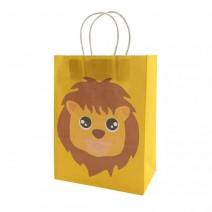 שקית נייר עם ידית - אריה