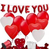 חבילת קישוטים אהבה