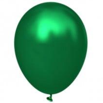בלונים מטאליים - ירוק כהה