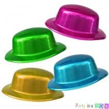 כובעי מסיבה מטאליים