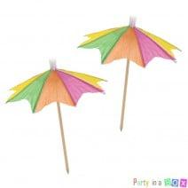 מטריות קוקטייל מקסיקניות