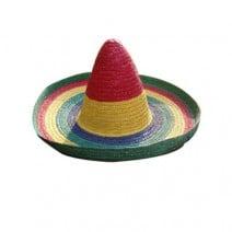 כובע סומבררו מקסיקני בינוני