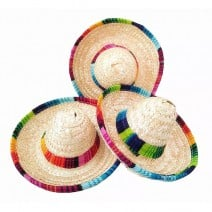 מיני כובע סומבררו מקסיקני