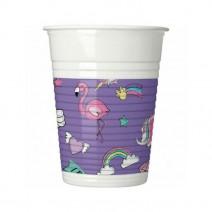 כוסות מיני מאוס וחד קרן