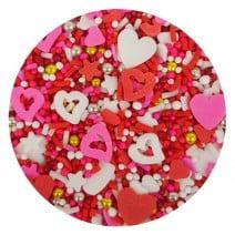 סוכריות לקישוט מיקס פנטזיה אהבה