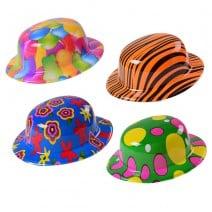 כובעי מסיבה צבעוניים
