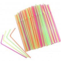 קשיות פלסטיק צבעי ניאון