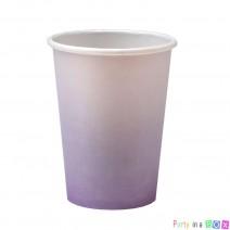 כוסות נייר אומברה לילך
