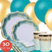 חבילה דלוקס מסיבה אוריינטלית