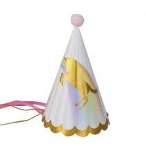 כובעי מסיבה יוניקורן