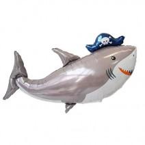 בלון מיילר כריש פיראט