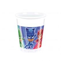 כוסות פלסטיק כוח פיג'יי