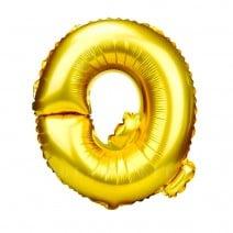 בלון מיילר זהוב לניפוח עצמי - Q