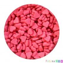 סוכריות לבבות אדומים