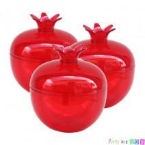 קופסאות רימון אדומות