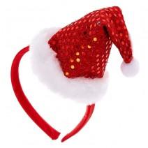 קשת בד כובע סנטה