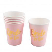 כוסות מסיבת רווקות Pink & Gold