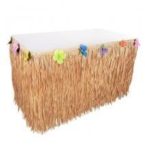 חצאית שולחן הוואי