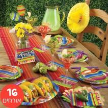 חבילה מורחבת חגיגה מקסיקנית