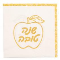 מפיות שנה טובה תפוח