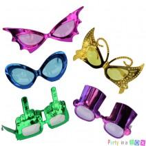 משקפיים מטאליות מיקס צורות