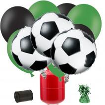 חבילת הליום כדורגל