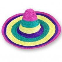 כובע סומבררו מקסיקני גדול