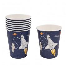 כוסות אסטרונאוט בחלל