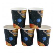 כוסות נייר חלל