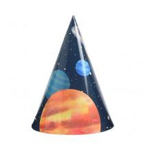 כובעי מסיבה אבודים בחלל