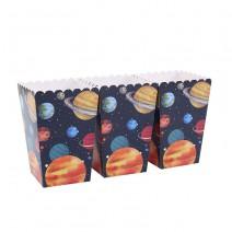 קופסאות פופקורן אבודים בחלל
