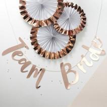 שרשרת Team Bride