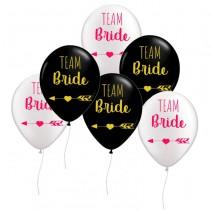מיקס בלונים Team Bride