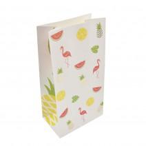 שקיות נייר קיץ טרופי